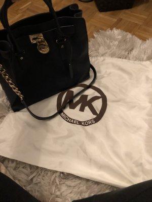 Michael Kors Crossbody bag dark blue leather