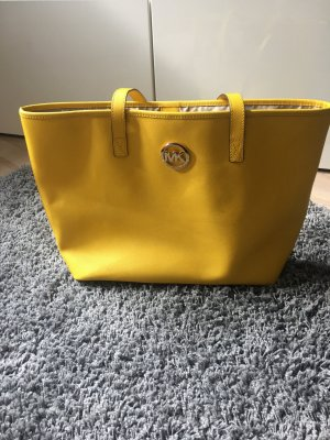 Michael Kors Handtasche Farbe Gelb