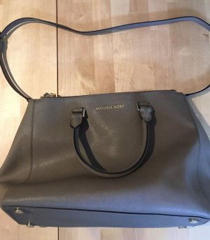 Michael Kors Handbag sand brown-gold-colored leather