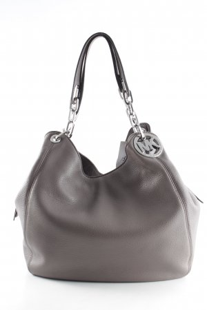 Michael Kors Bolso lila grisáceo look casual