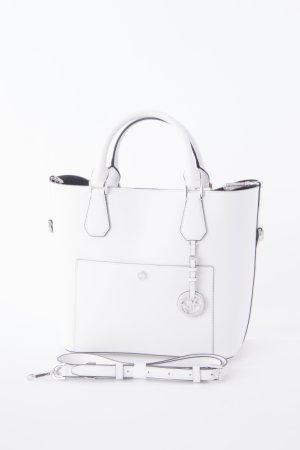 MICHAEL KORS - Handtasche Greenwich LG Weiß