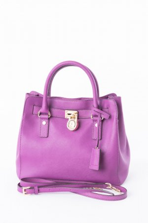MICHAEL KORS - Handtasche Hamilton MD N/S Pomegranate (Violet)
