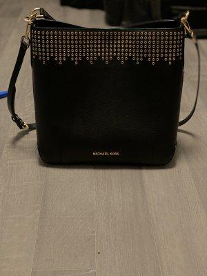 Michael Kors Handtasche Hayes LG Bucket Black mit Nieten