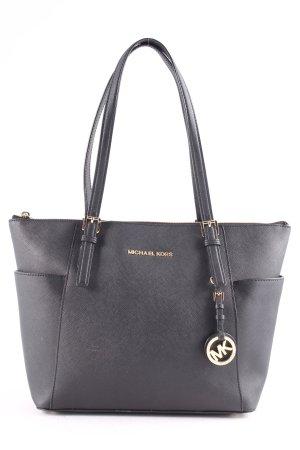 "Michael Kors Handbag ""Jet Set Item EW TZ Tote Black"" black"