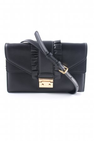 "Michael Kors Handtasche ""LG Envelope Wallet On A Chain Black"" schwarz"