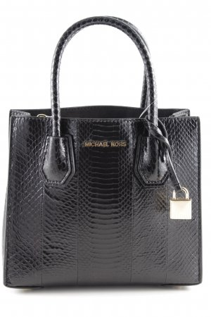 "Michael Kors Handtasche ""Mercer MD Messenger Bag Black"" schwarz"