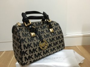 Michael Kors Bowling Bag multicolored
