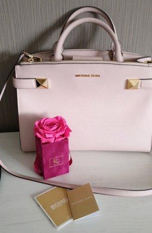 Michael Kors Handbag gold-colored-pink