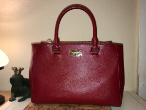 Michael Kors Handtasche Rot