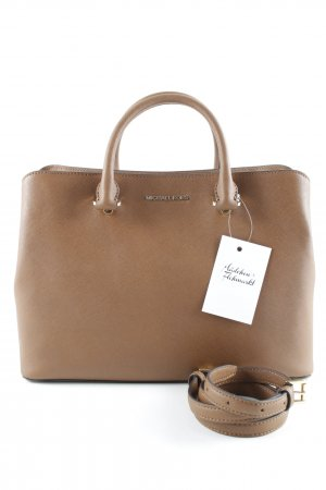 "Michael Kors Handtasche ""Savannah LG Leather Satchel Luggage"""