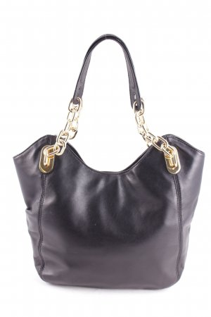 Michael Kors Handtasche schwarz Street-Fashion-Look