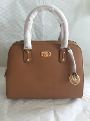 Michael Kors Handtasche Tasche NEU Sandrine Acorn LG Satchel