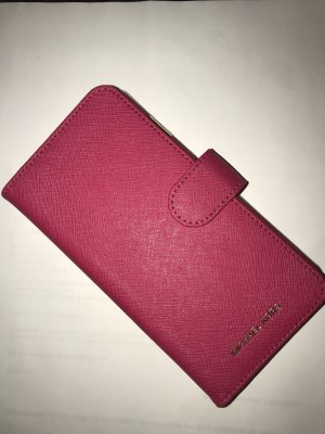 Michael Kors Mobile Phone Case pink-gold-colored