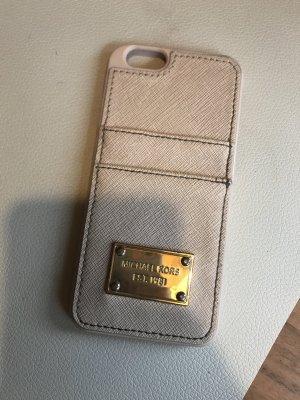 Michael Kors Handyhülle beige/altrosa iPhone 6