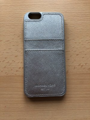 Michael Kors Mobile Phone Case silver-colored