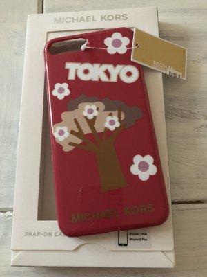 Michael Kors Mobile Phone Case red-bright red