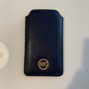 Michael Kors Carcasa para teléfono móvil azul oscuro