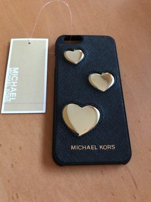 Michael Kors Custodia per cellulare nero