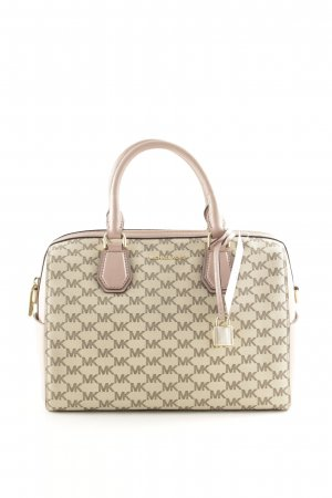 Michael Kors Handytasche Monogram-Muster Street-Fashion-Look
