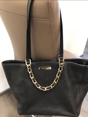 Michael Kors Borsa shopper nero-oro