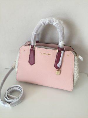 Michael Kors Hayes pastel Pink rosa neu Handtasche Tasche LG