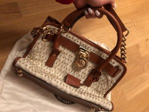 Michael Kors Carry Bag white-cognac-coloured