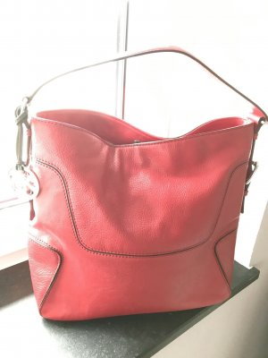 Michael Kors Carry Bag red