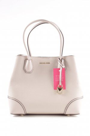 Michael Kors Henkeltasche creme Business-Look