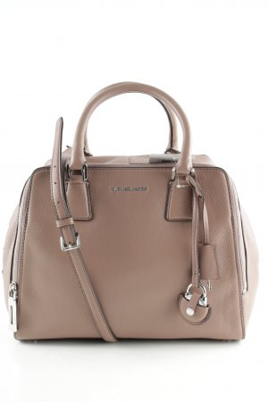 "Michael Kors Carry Bag ""Anabelle Medium TZ Leather Tote Fawn "" mauve"