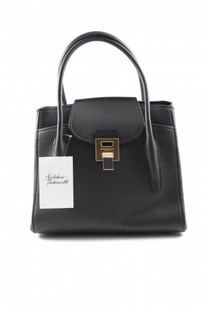 "Michael Kors Borsa con manico ""Bancroft MD Satchel Bag Black"""