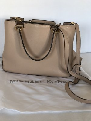 Michael Kors Handbag dusky pink leather