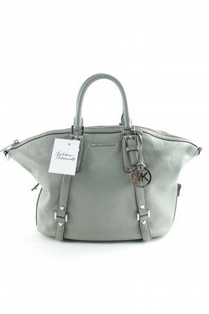 "Michael Kors Carry Bag ""Bedford Belted LG Satchel Steel Grey"""
