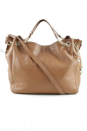 Michael Kors Carry Bag brown casual look