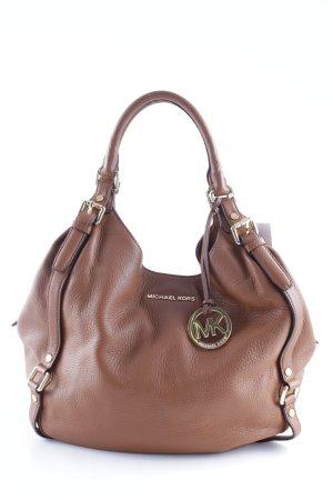Michael Kors Carry Bag brown casual look