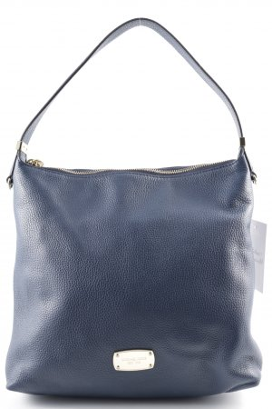 Michael Kors Henkeltasche dunkelblau Business-Look