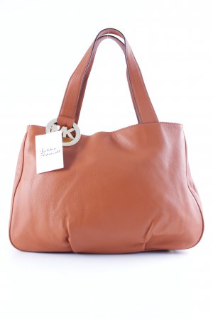 Michael Kors Carry Bag dark orange casual look