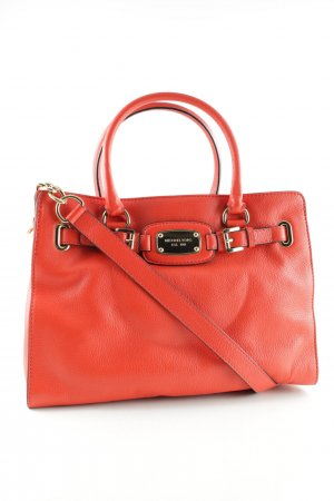"Michael Kors Carry Bag ""Hamilton"" red"