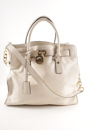 Michael Kors Carry Bag oatmeal casual look