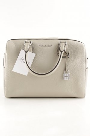"Michael Kors Sac Baril ""Mercer MD"" gris brun"