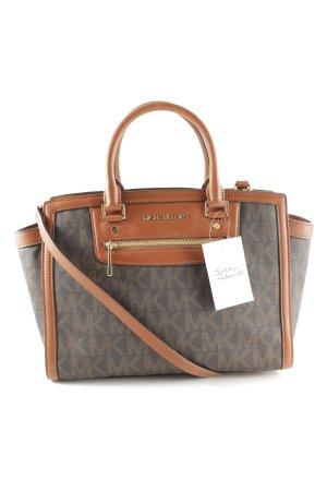 Michael Kors Carry Bag monogram pattern casual look