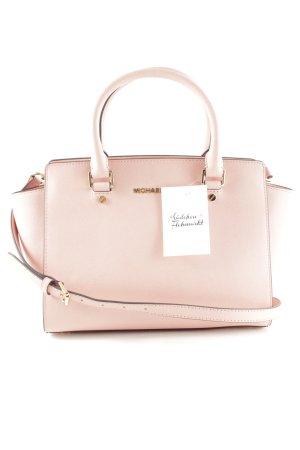 Michael Kors Carry Bag pink casual look