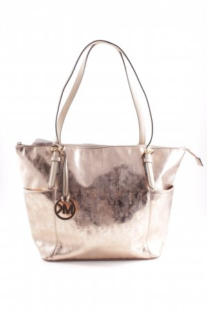 Michael Kors Carry Bag rose-gold-coloured-cream elegant