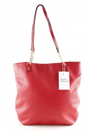 Michael Kors Carry Bag red-gold-colored simple style