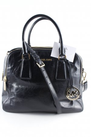 Michael Kors Carry Bag black-gold-colored second hand look