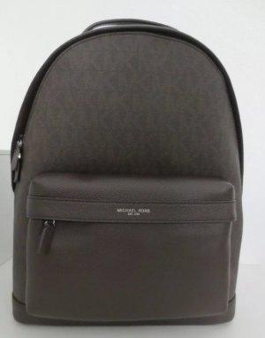 Michael Kors Zaino laptop marrone-nero Pelle
