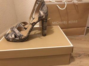 Michael Kors High Heels light grey-grey