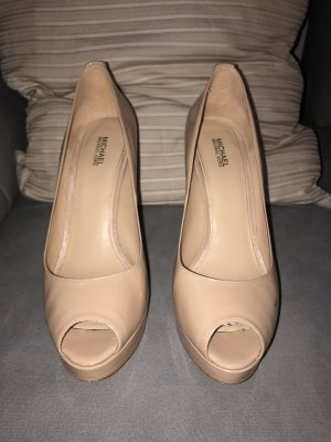 Michael Kors High Heels in Nude