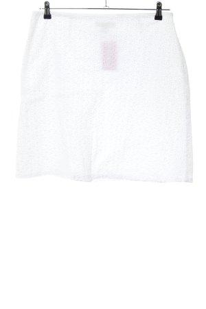 Michael Kors Jupe taille haute blanc style décontracté