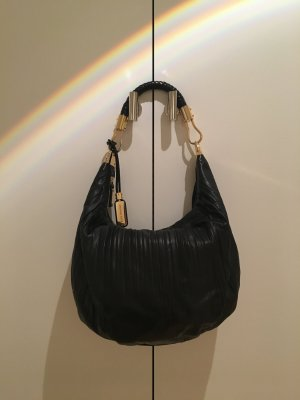 Michael Kors Hobo Bag Schwarz