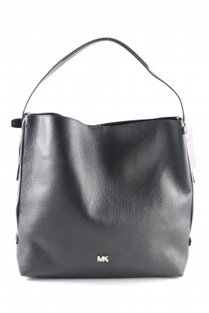 "Michael Kors Hobotas ""Griffin LG Hobo Bag Black"""